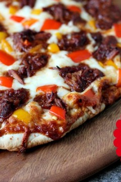 Burnhard Pizza | #Review and #Giveaway of Revolutionary Pizza