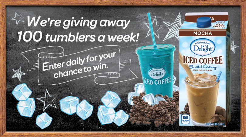 Iced Coffee Twitter Party