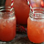 Strawberry Agua Fresca by Cravings of a Lunatic | Simple to make, this strawberry agua fresca is the perfect thirst quencher on a hot summer day!