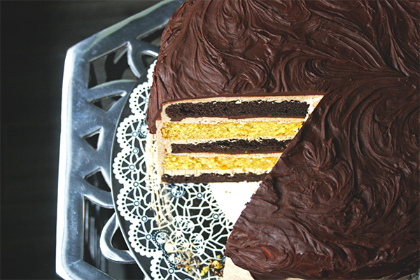 B52 Layer Cake | Guest Post by Gotta Get Baked on Cravings of a Lunatic