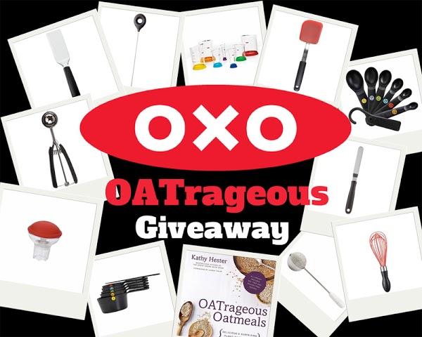 OXO OATrageous Giveaway