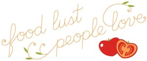 Food Lust People Love Logo