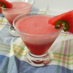 Watermelon Jalapeño Cocktail | Guest Post by Food Lust People Love on Cravings of a Lunatic
