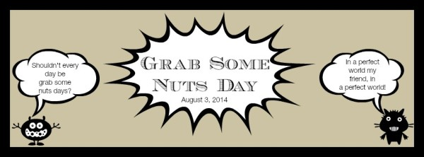 Grab Some Nuts Day Banner