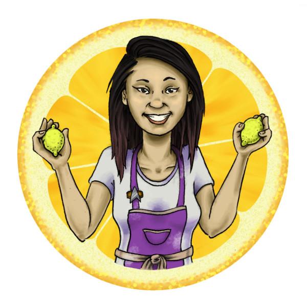 Je suis alimentageuse Logo