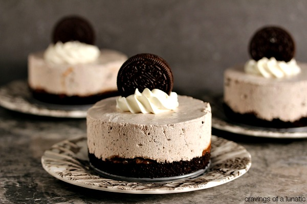 """Oreo Ice Cream Cake 