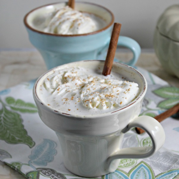Laced Vanilla Chai Tea Latte by Cooking in Stilettos, guest post on Cravings of a Lunatic #BoozeWeek