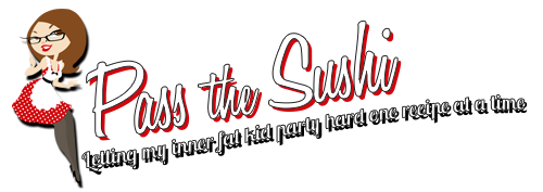 Pass the Sushi Logo