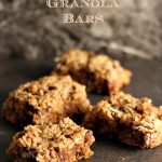 IBS-Friendly Coconut Granola Bars and My Journey with IBS