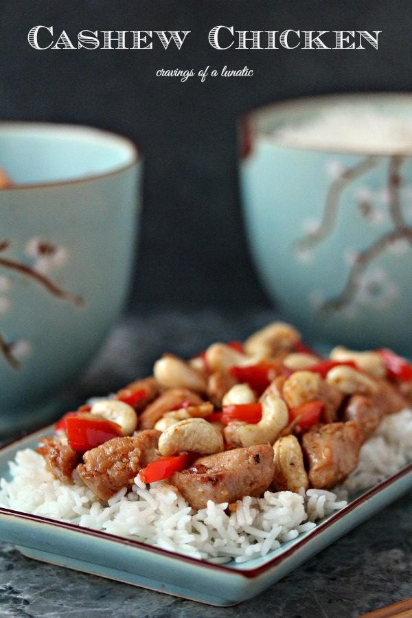 Creamy Cashew Chicken   This recipe is quick, easy and sure to be a hit with your family and friends. Enjoy!