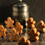 Amazing gingerbread fudge shaped like tiny gingerbread men. This fudge recipe has become my favourite of all time. It is bursting with flavour!