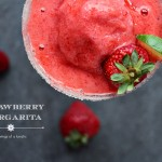 Strawberry Margaritas and a $100 Bahama Breeze Giveaway #ad #VivaLaRita