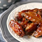 Root Beer Chicken Wings