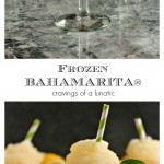 collage image of Copycat Frozen Bahamarita