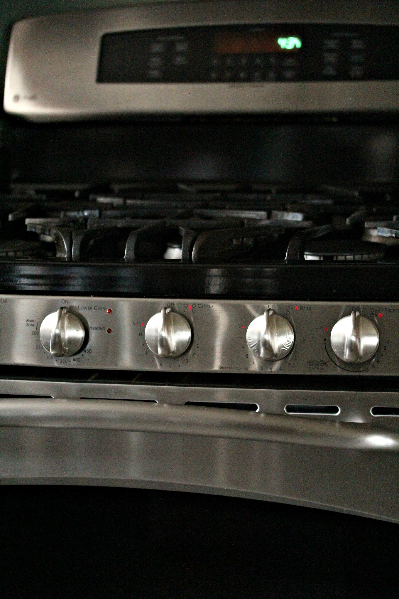 G.E. Appliances Stove