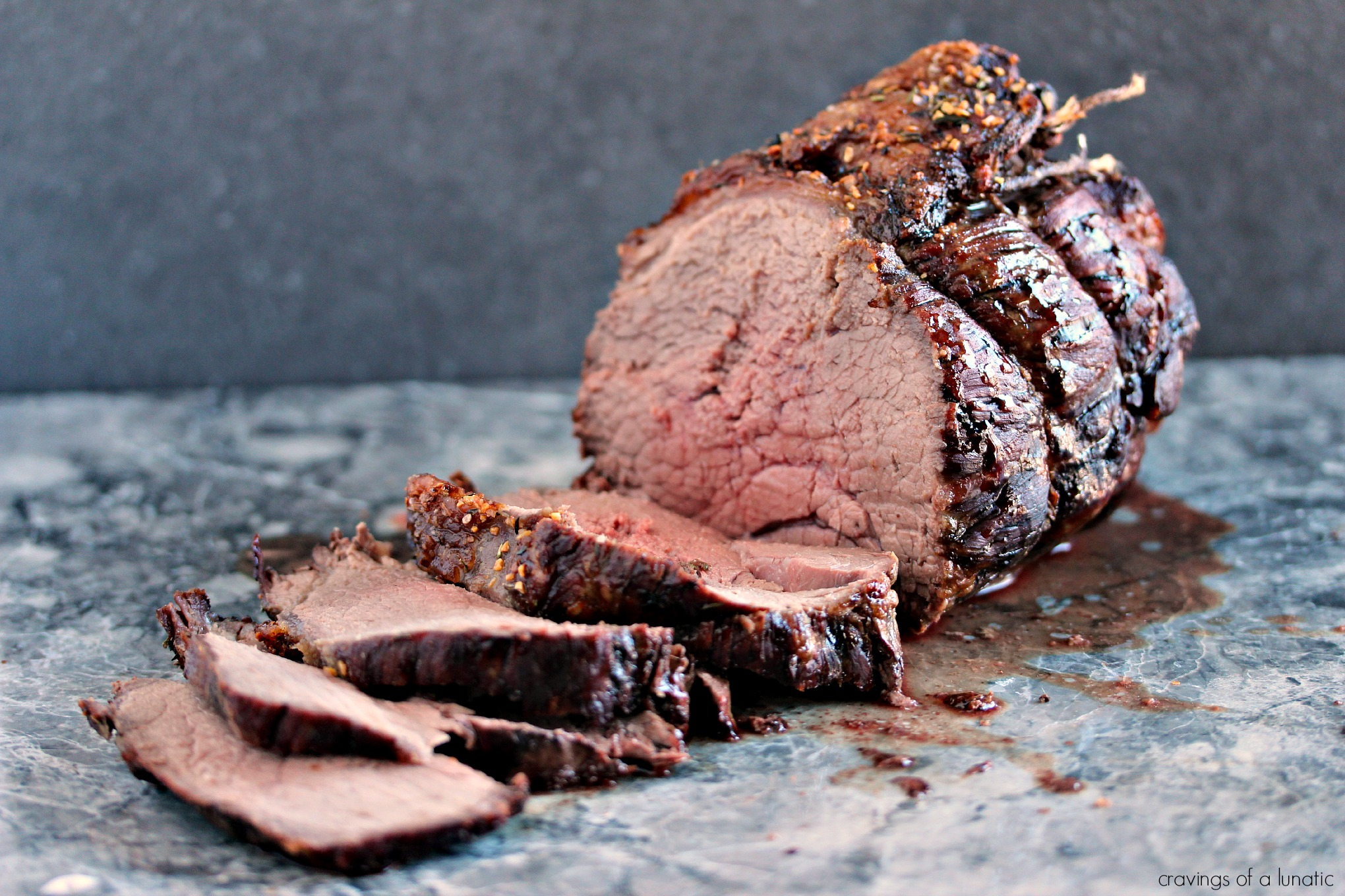 Best way to cook sirloin tip roast in convection oven