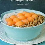 Cantaloupe Breakfast Bowl