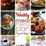 Weekly Meal Plan- Week 5