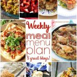 Weekly Meal Plan- Week 6
