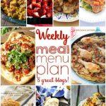 Weekly Meal Plan- Week 6