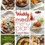 Weekly Meal Plan- Week 4