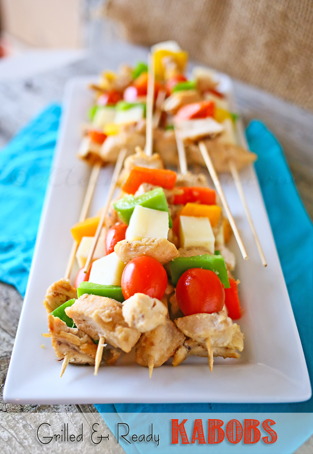 Grilled and Ready Kabobs by Kleinworth & Co.