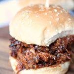 Slow Cooker Mini Rib Sliders