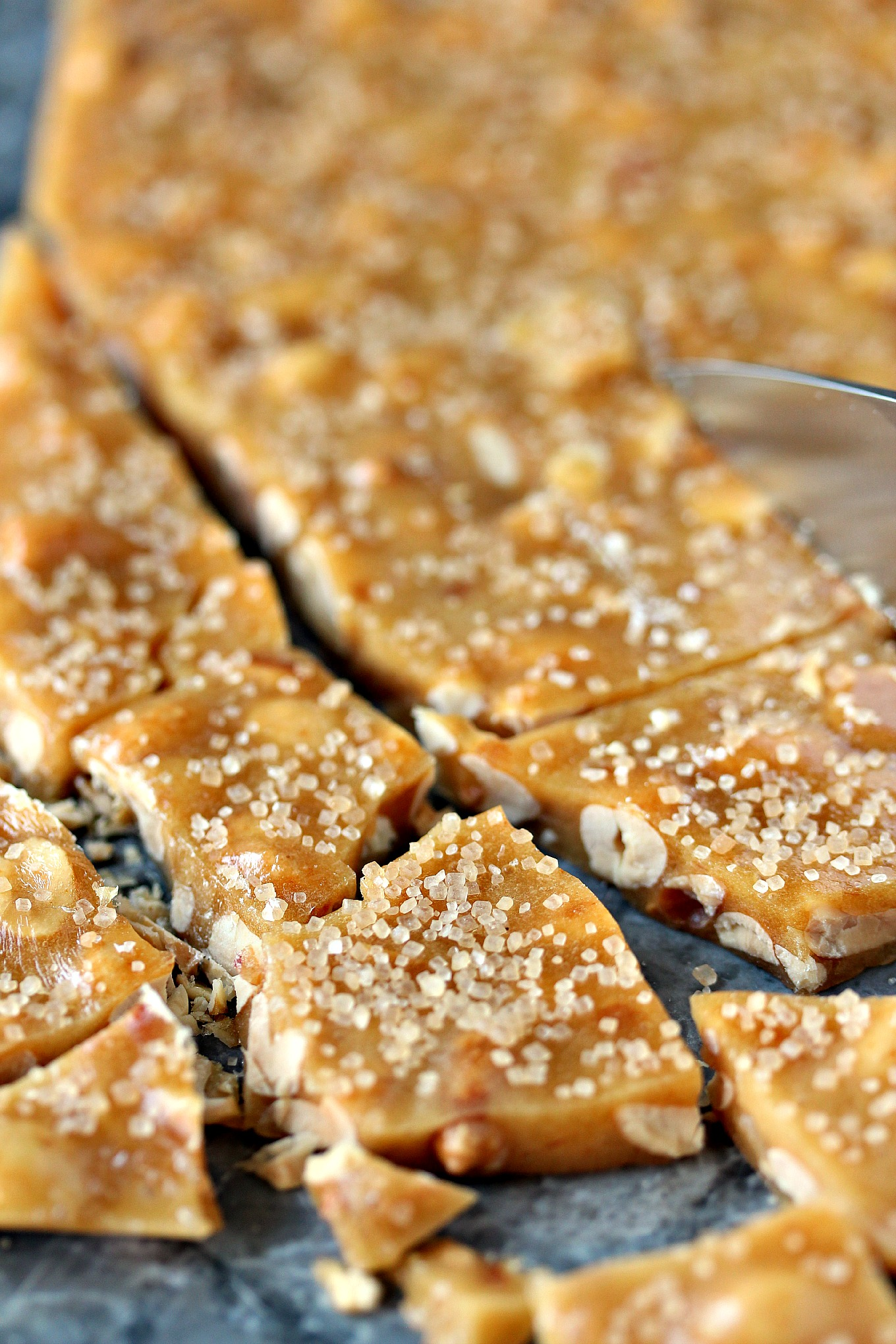 Peanut Brittle | Cravings of a Lunatic
