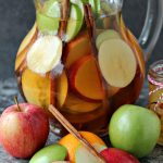 Easy Apple Sangria