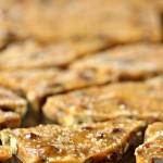 Microwave Pistachio Brittle