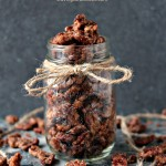 Cinnamon Pecans for Dead Eats 2: Recipes Inspired by The Walking Dead