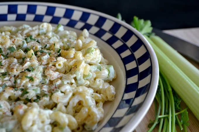 Basic Macaroni Salad – 365 Days of Baking and More
