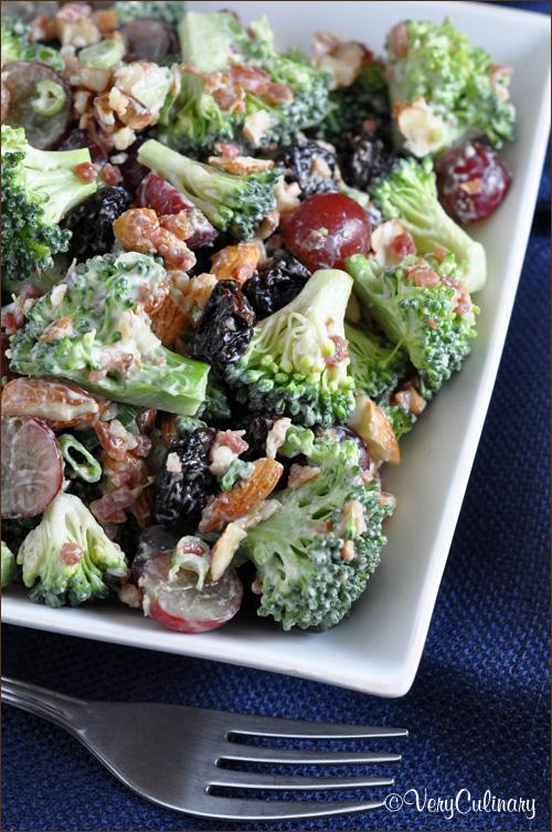 Broccoli Salad - Belly Full
