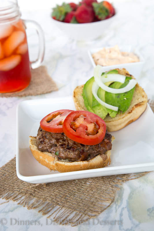Jalapeno Bacon Burger – Dinners, Dishes, and Desserts