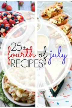 4th of July Recipe Round Up