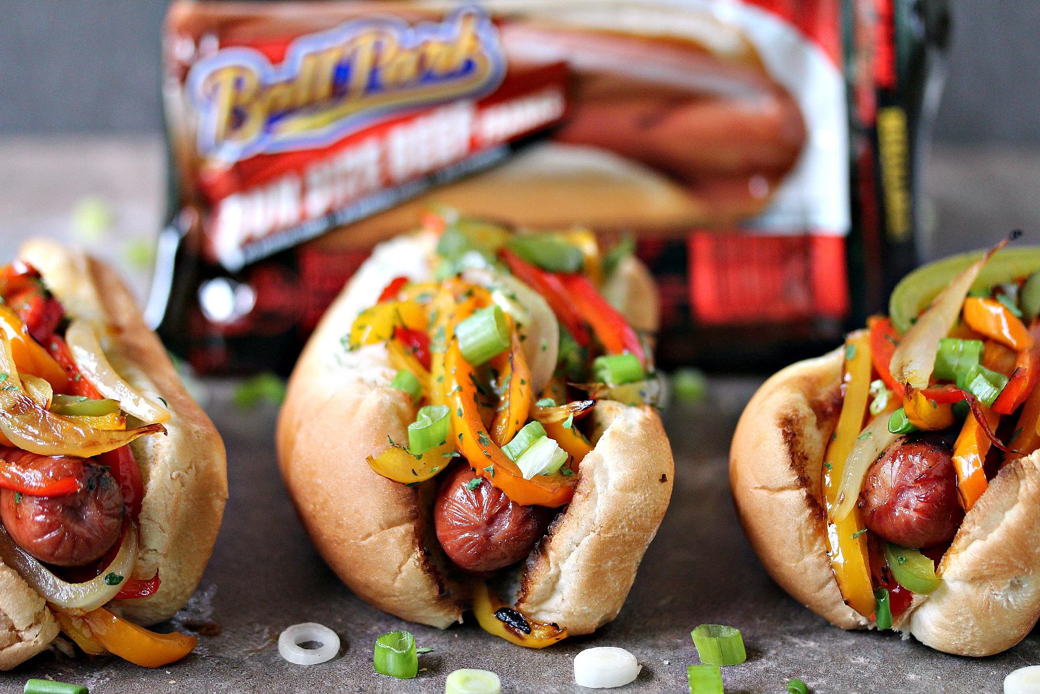 Fajita Hot Dogs : Grilled Fajita Hot Dogs 8 from www.cravingsofalunatic.com size 2039 x 1360 jpeg 943kB