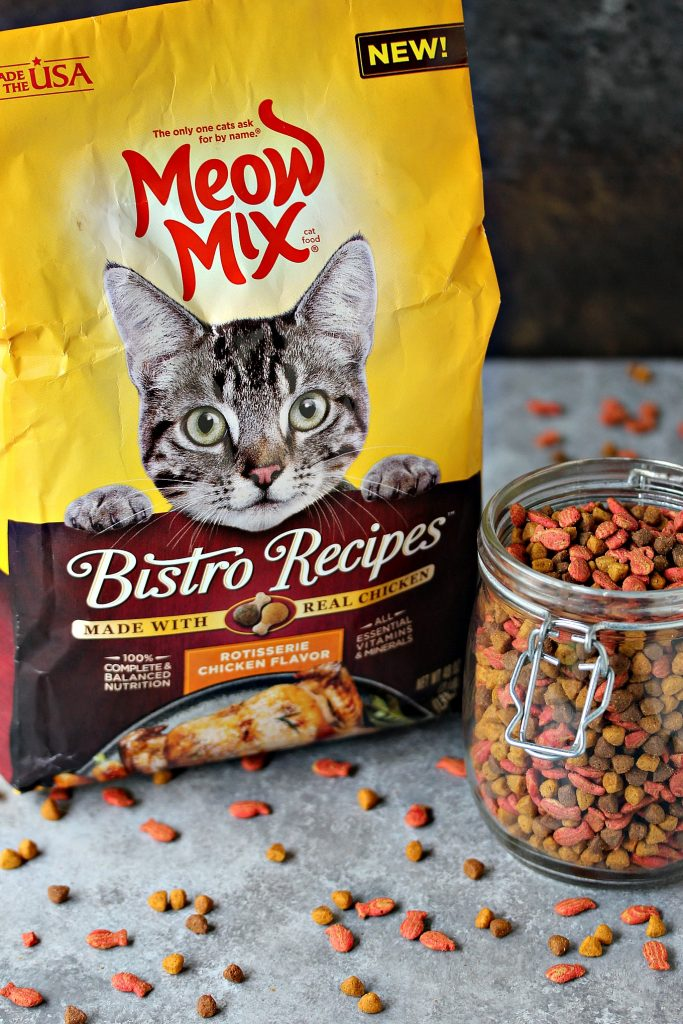 Meow Mix Bistro Dry Cat Food