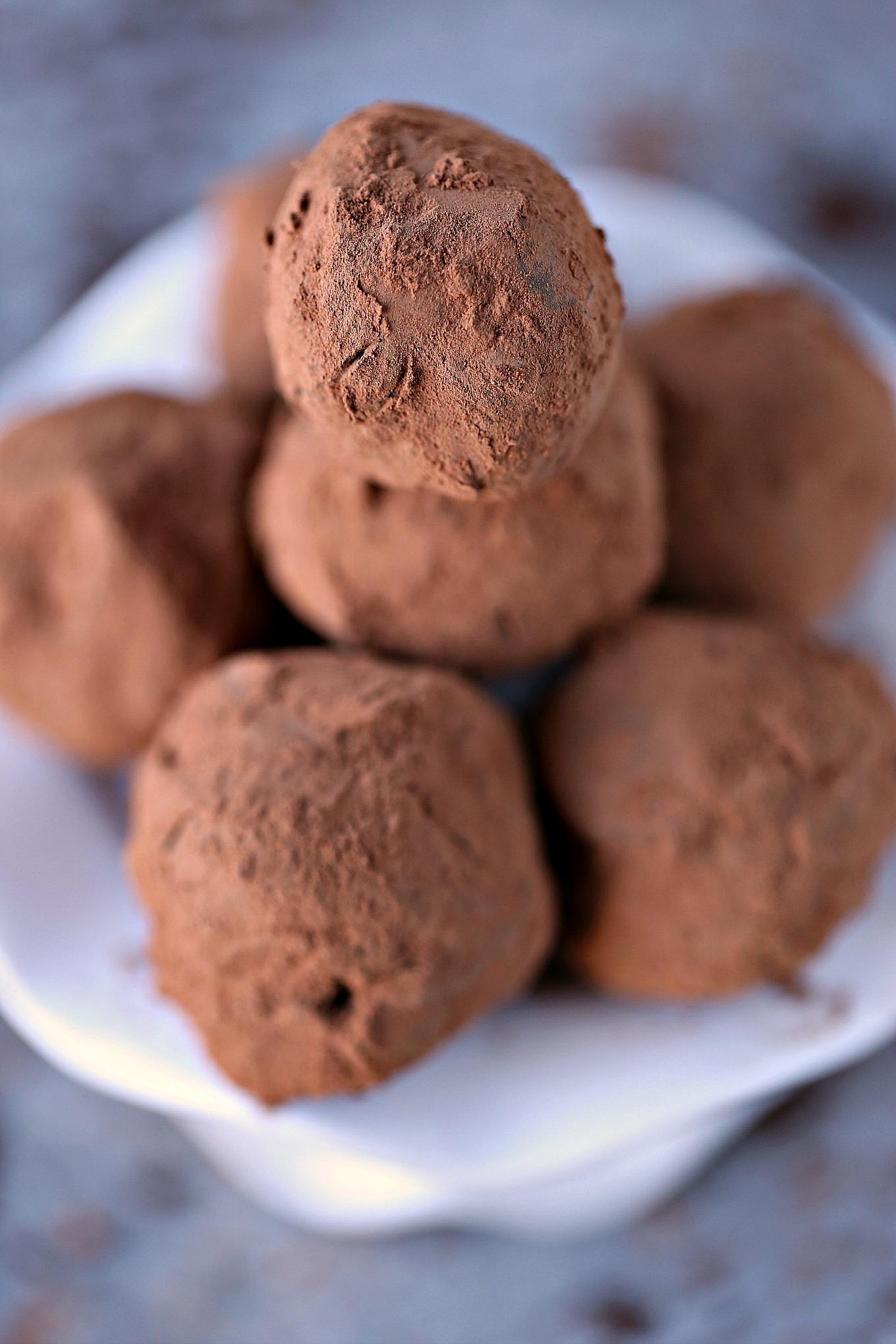 Chocolate Coffee Truffles and Bulletproof Coffee | Cravings of a ...