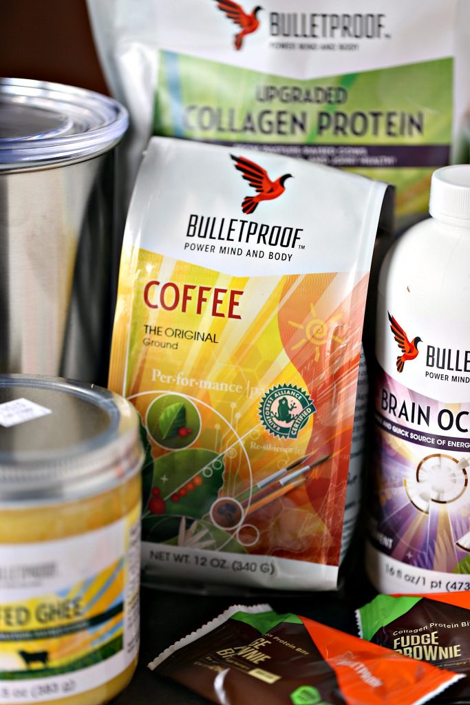 Bulletproof Coffee Products