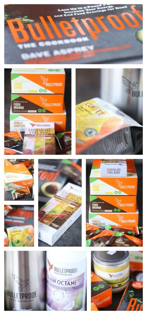 Bulletproof Coffee Monthly Package