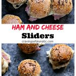 These Ham and Cheese Sliders put a fun twist on an old classic. This easy recipe is on the table in under 30 minutes. Make an extra batch because these will fly off the platter at rapid speed.