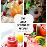 Spend your summer sipping all The Best Lemonade Recipes you can get your hands on. Summer is all about refreshing beverages so make the most of it!