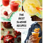The Best Slushie Recipes featured on cravingsofalunatic.com- Make your summer extra special by making all of The Best Slushie Recipes you possibly can. Nothing screams summer like shaved ice with fruity flavours!