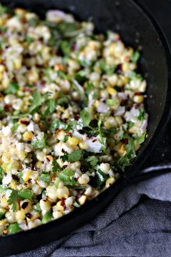 Mexican Street Corn Salad (Esquites Recipe)