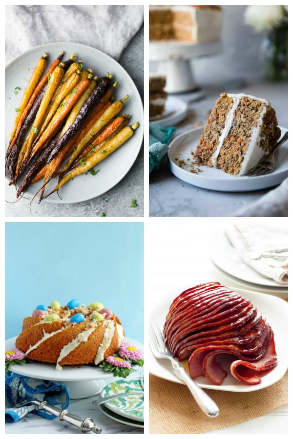 Best Easter Recipes- Easter Bunny Approved on Cravings of a Lunatic. Best Easter Recipes is a collection of fun recipes from all your favourite food bloggers. These recipes are all Easter Bunny approved! #easter #recipes