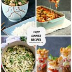 10 Easy Dinner Recipes